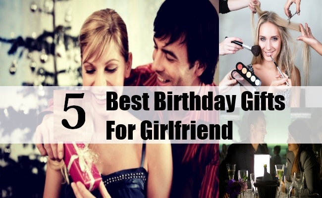 Birthday Gifts Ideas For Girlfriend