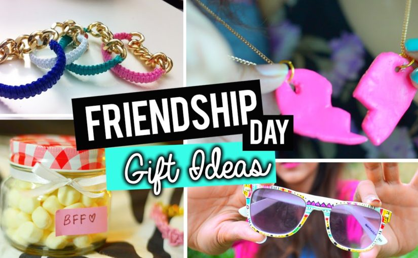 3 gifts for friends that are perfectly suited for Friendship day