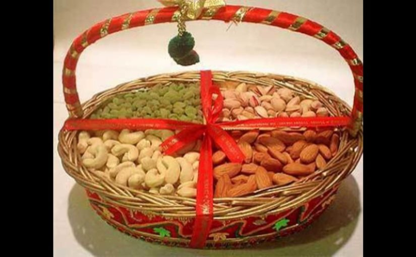 dry fruit gifts delivery
