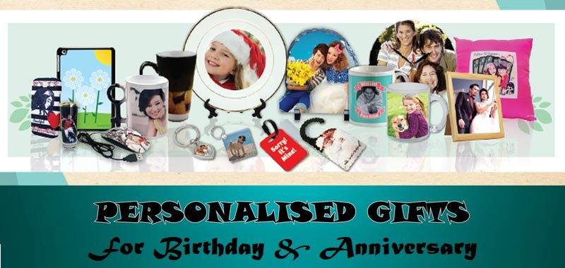 Anniversaries And Birthday Made Wonderful With Personalized Gifts