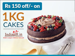 Discount on Cake on New Year