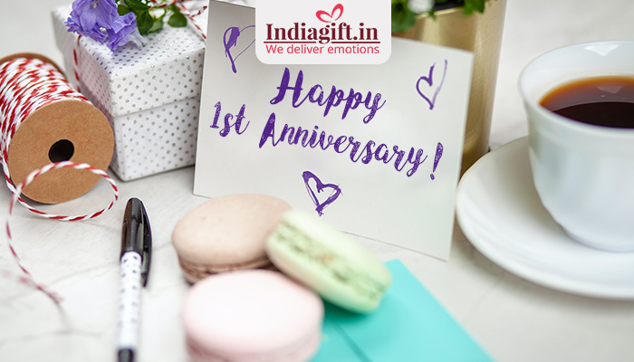 Amazing Gift Ideas For First Wedding Anniversary – Surprise Your Other Half!!