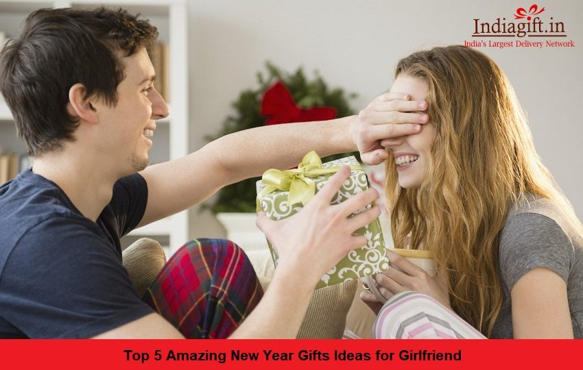 New Year Gifts for Girlfriend