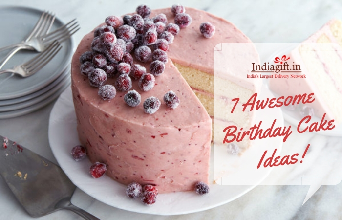 7 Awesome Birthday Cake Ideas For Adults