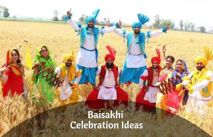 Baisakhi Celebration Ideas