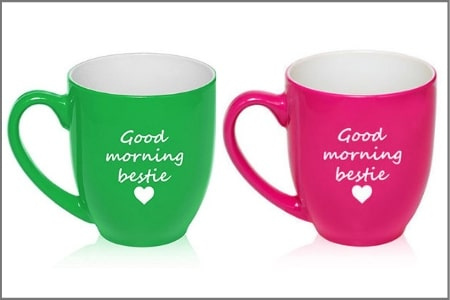 Personalised Mugs for Happy Morning