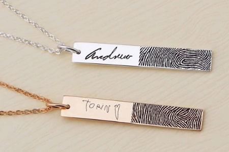 Personalised Jwellery