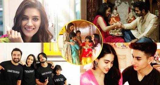 Bollywood Celebrities Setting New Trends on Raksha Bandhan