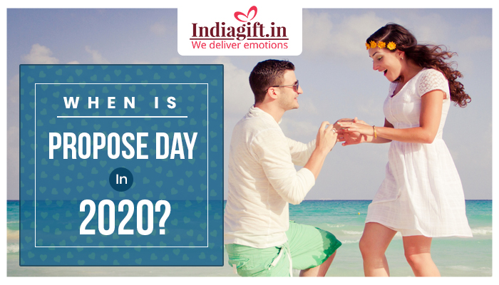 When is Propose Day - Indiagift