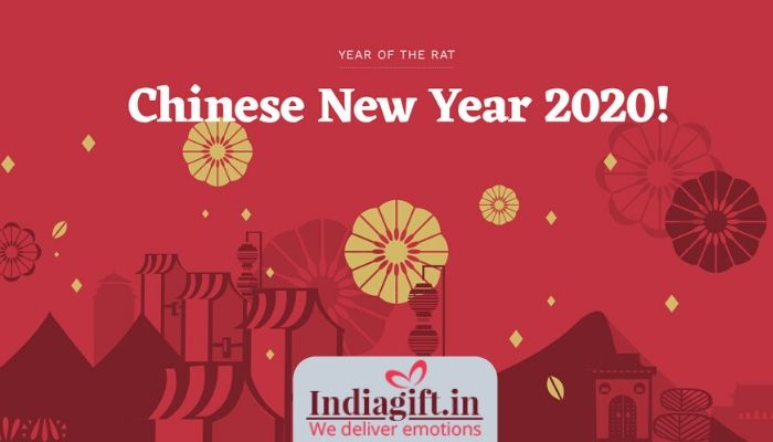 Chinese New Year Gifts 2020 - Indiagift