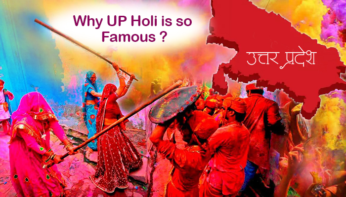 Why UP Holi is so famous