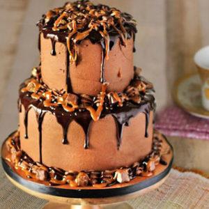 2-tier-chocolate-cake