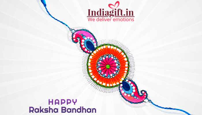 Online Rakhi Gifts Delivery in India