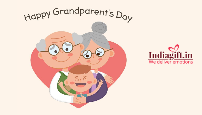 Grandparents Day gifts - Indiagift