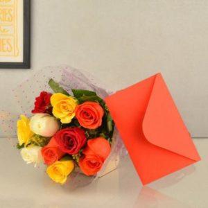 teachers day flowers