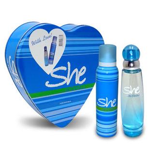 AR79 She Cool Fragrance