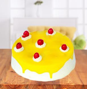 Pineapple Sensation Cake