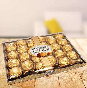 Ferrero Rocher (Via Courier)