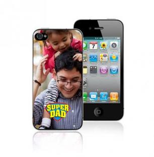 Super Dad Mobile Cover