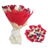 Unique Roses Bouquet