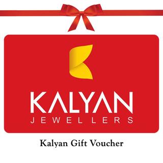 Kalyan Jewellers Gift Voucher