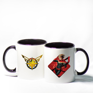 Captain Marvel Mug