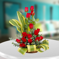 Red Roses Floral arrangement