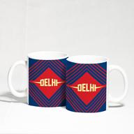Delhi Cricket IPL Mug