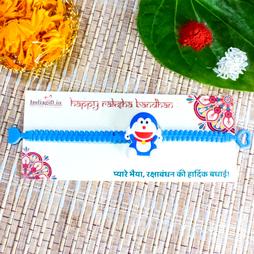 Doraemon Band Rakhi