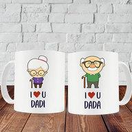 Mugs for Dada Dadi