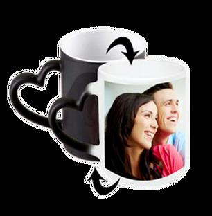Heart Magic Mug