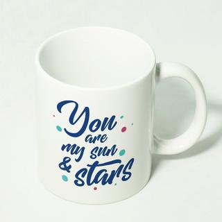 You are my sun & stars Mug