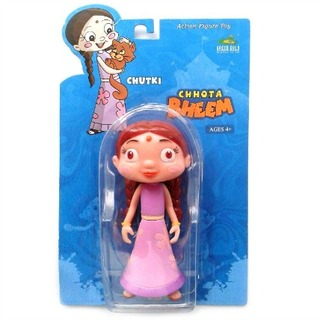 Chutki-Action Figures