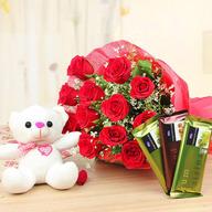 Valentine Snowed In Love
