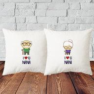 Nana Nani Matching Cushions