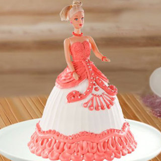 Barbie Dressup Cake