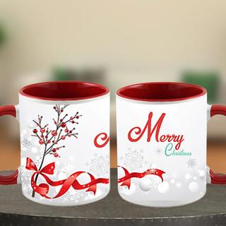 Christmas Theme Mug
