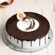 Original Choco Vanilla Cake