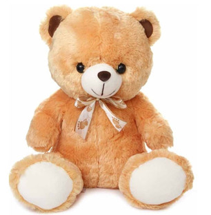 Valentine Teddy Bear Large