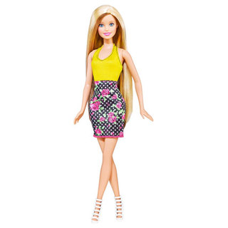 Barbie Doll- Western Dress