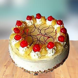 Vanilla Cake from 5 Star