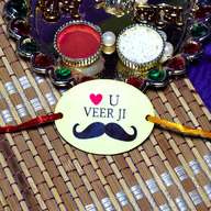 Love You Veer JI Rakhi
