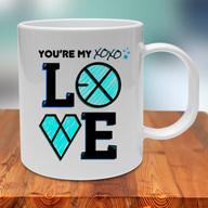 XOXO LOVE Mug