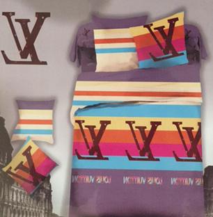 Colorful Printed Bedsheet Set