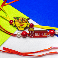 Maggi and Netflix Rakhi