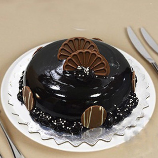 Chocolate Dome Cake