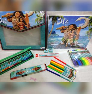 Personalised Theme Stationary Set