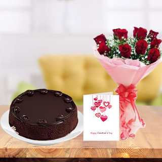Valentine Yummy Love Combo