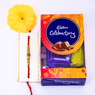 Exlcusive Rakhi with Chocolates