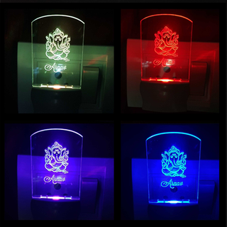 Personalised Night Lamp